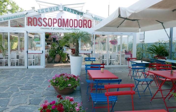 Pizzeria Rossopomodoro