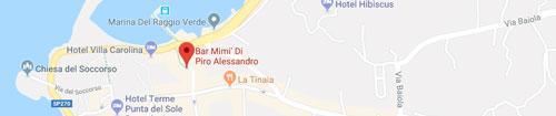 Bar Mimì: Mappa