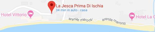 Agriturismo La Jesca Prima di Ischia: Mappa