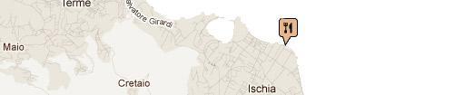 Ristorante Alberto Ischia: Mappa