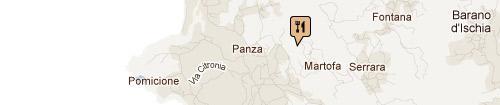 Ristorante Pizzeria L'Arca: Mappa