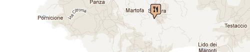 Ristorante Pizzeria La Floreana: Mappa