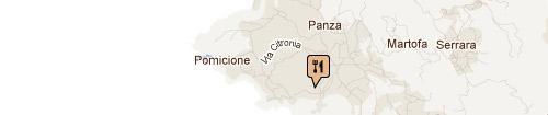 Ristorante Pizzeria la Forastera: Mappa