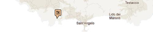 Da Gisella Restaurant: Map
