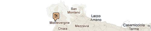 Da Nicola Restaurant: Map