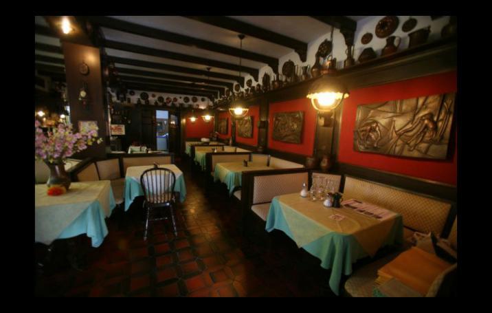 Die Stube Restaurant