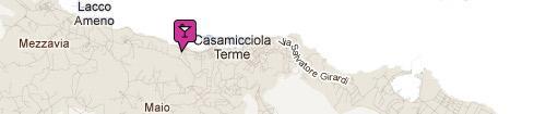 Bar Calise: Map