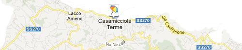 Bar Da Franco: Map