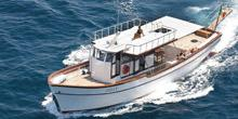 Jolly boat Blu Life