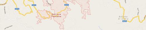 'A Cantin 'e Ciro: Map