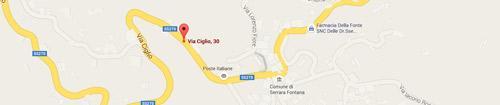 Cantina Mattera: Map