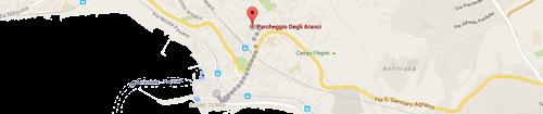 Parcheggio Degli Aranci Pozzuoli: Mappa