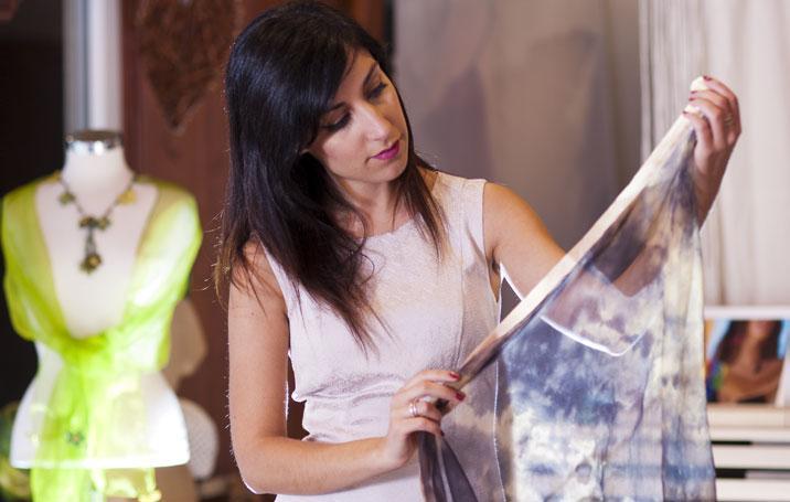 Bettina Buttgen - Arte da indossare