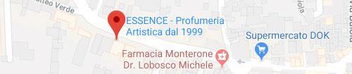 Profumeria Essence: Mappa