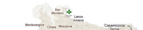 Farmacia Cantone: Mappa
