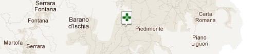 Farmacia Isola Verde: Mappa