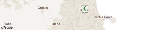 Cicliscotto - Noleggio biciclette: Mappa