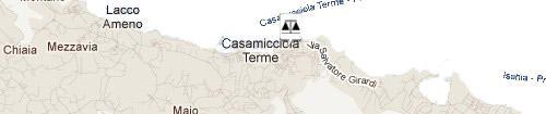 Equitalia Polis Ischia: Map