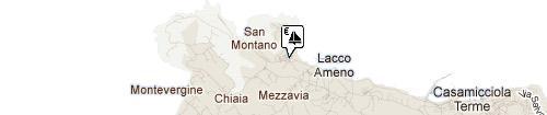 Noleggio Giosymar: Mappa