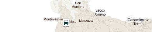 Ischia Car Service: Map