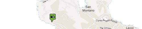 Belvedere del Giardino Esotico: Mappa