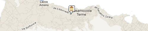 Museo Civico: Mappa