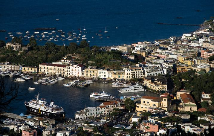 Port of Ischia