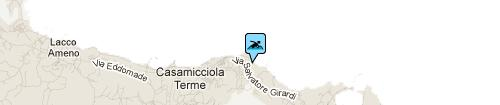 Bagnitiello: Mappa