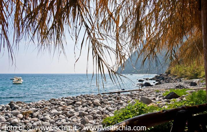 Scarrupata beach