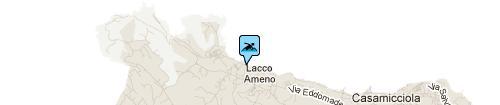 Spiaggia del Fungo: Mappa