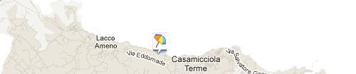 Da Franco Establishment: Map