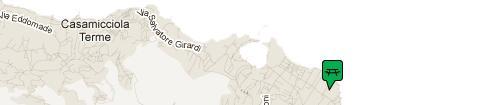 La Pineta Mirtina: Mappa