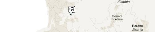 Casa di Montecorvo: Mappa