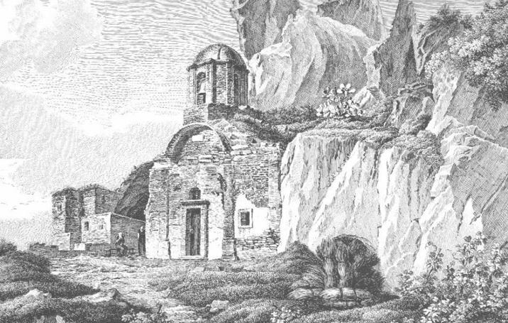 Hermitage of San Nicola