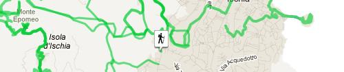 The Magdalene trail: Map