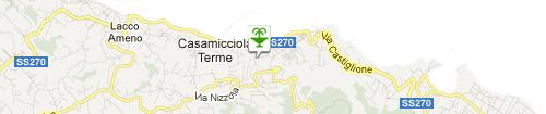 Mappa Elma Park Terme