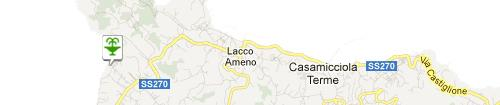 Mappa Tritone Terme e Beauty