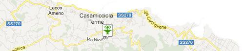 Mappa Terme Fiola