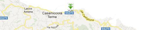 Mappa Terme Stella Maris