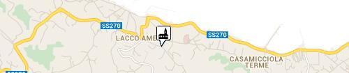 Congrega di Sant'Anna a Lacco Ameno: Mappa