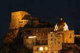 Il Castello di notte - Ischia