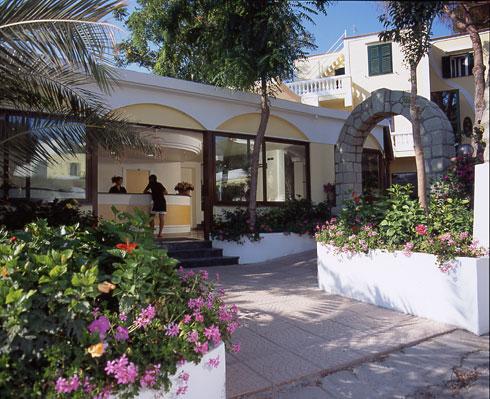Hotel Hibiscus - Ingresso