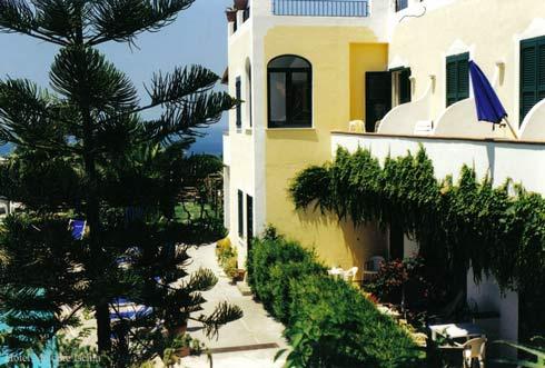 Hotel Villa Melodie esterni