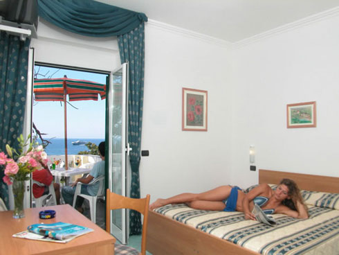 Hotel Hibiscus - Le camere
