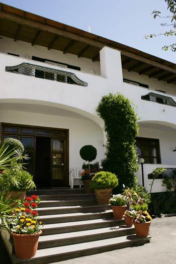 Hotel Al Bosco ingresso