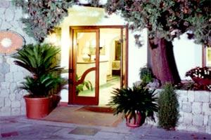 Hotel Villa Melodie ingresso