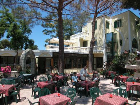 Hotel Hibiscus - Giardino