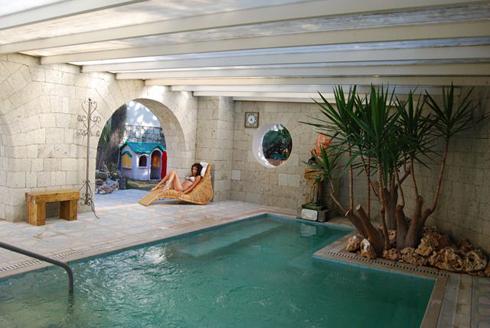 Ischia lastminute hotels 3 stelle ischia hotel villa flavio - Casa con piscina interna affitto ...