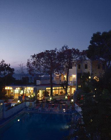 Hotel Hibiscus - La piscina