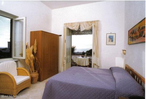 Hotel Villa Melodie le camere